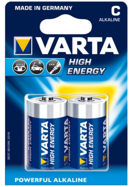 Piles Varta HIGH ENERGY LR14