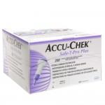 Autopiqueur Accu-check Safe T pro plus