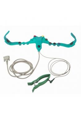 Ceinture à électrodes ECG LevMed 11004 WS