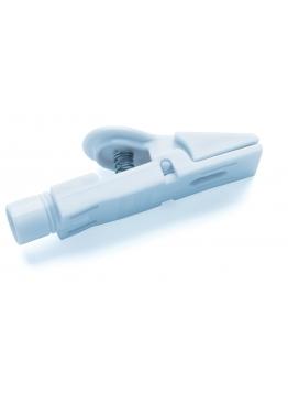 Pince adaptatrice électrode pression ou languette