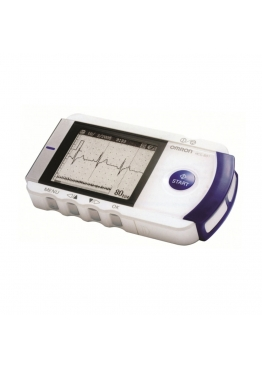 ECG PORTABLE OMRON HEART SCAN