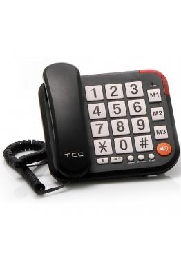 Téléphone grandes touches TEC