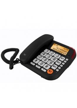 Téléphone grandes touches avec écran TEC