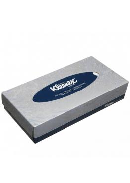 Boîte distributrice mouchoirs Kleenex elégance