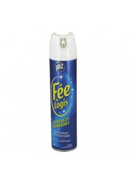Nettoyant antistatique aérosol Pliz Fée du Logis
