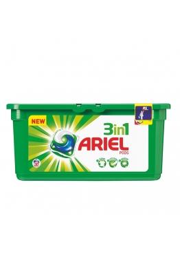 Ariel 3en1 pods Regulier - 30 doses