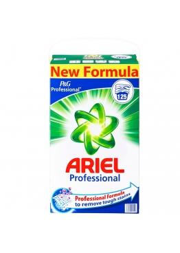 Lessive poudre Ariel Professional - Baril 125 doses