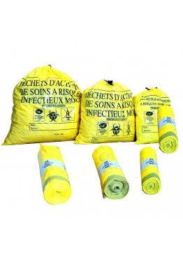 Sacs à déchets infectieux DASRI