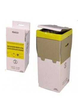 Cartons collecteurs de déchets