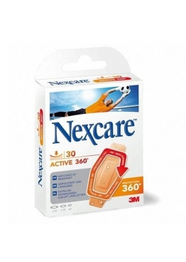 Pansements Nexcare Active 360°