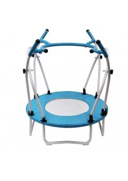 Trampoline bounce pod