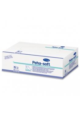 Peha-Soft gants en latex non poudrés
