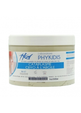 Cataplasme Cryo a l'Argile 500ml
