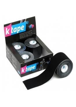 K-Tape®, rouleau de 5m Noir