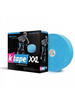 Bande K-TAPING XXL® - Bleu 22M